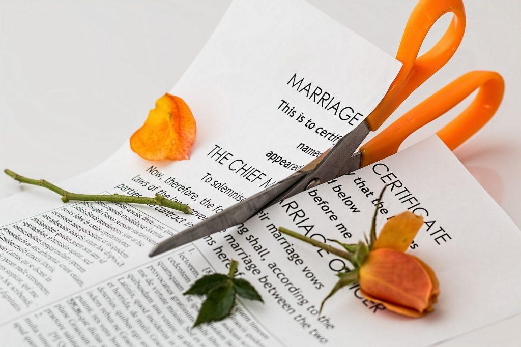 Matrimonios pareja de hecho
