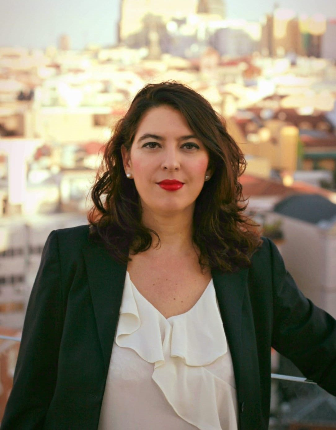 Alejandra García García abogada